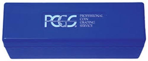 1 PCGS Blue Plastic Storage Box for 20 Slab Coin Holders